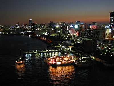 ホテルインターコンチネンタル東京ベイ (2003/12)