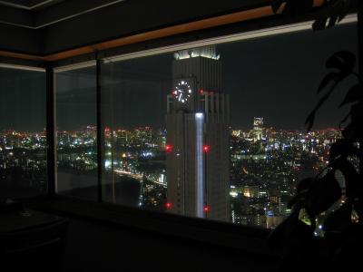 小田急ホテルセンチュリーサザンタワー (2003/12)