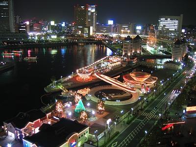 パンパシフィックホテル横浜 (2004/3)