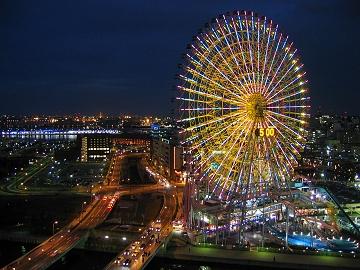 パンパシフィックホテル横浜 (2003/11)