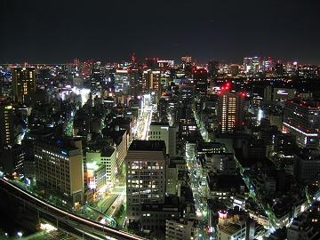 東京ドームホテル (2004/1)