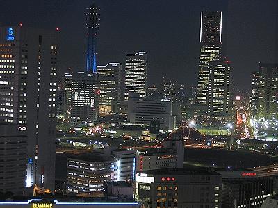 横浜ベイシェラトン&タワーズ (2004/3)