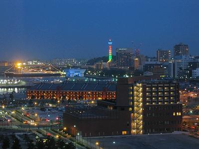 ヨコハマグランドインターコンチネンタルホテル (2004/3)